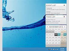 Rainlendar Is A Stylish, Customizable Calendar & To Do
