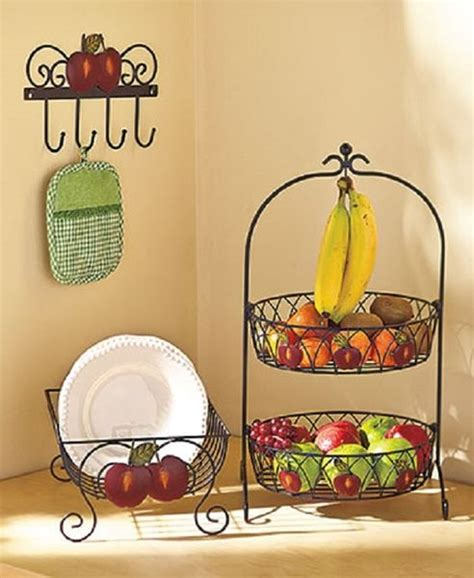 kitchen decor collections country kitchen decor collection iron apple farmhouse
