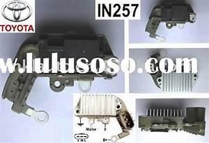 Nippondenso Alternator 102211-1740 For Sale