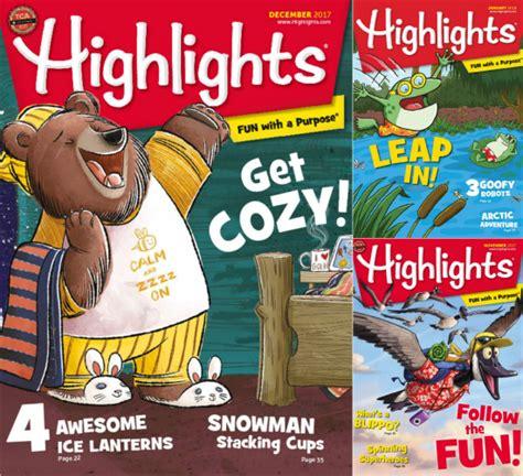 highlights  children magazine subscription