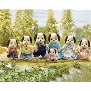 celebration beagle family by sylvanian families 19 99 families enchanted wood toys