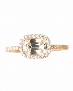 yellow diamond and yellow gold engagement rings martha With martha stewart wedding rings