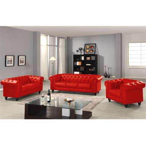 canapé 3 places simili cuir canape chesterfield cuir atlub com