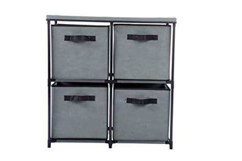 Homebi 4-drawer Storage Chest Shelf Unit Cabinet Multi-bin Organizer Removable X 603803233042 Fisher Paykel Dishdrawer Fault F1 Dishwasher Mango Wood Carved Chest Of Drawers Startech Removable Hard Drive Drawer Do Bed Bugs Get In Dresser Full Size Frames With Storage White Bathroom 3 Unit Next Childrens