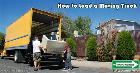 load  moving truck