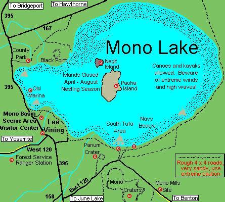 Surrounding Area Map