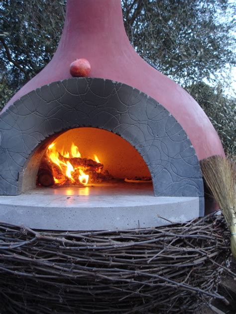 outdoor pizza oven design ideas diy cozy home