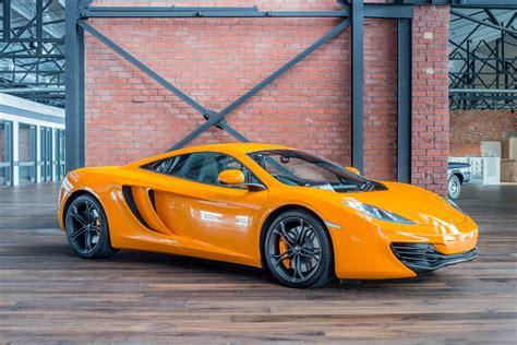 2012 McLaren MP4-12C - Richmonds - Classic and Prestige ...