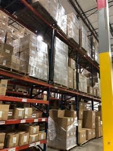 pallet rack safety netting guards warehouse rack  shelf