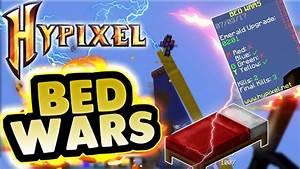 Minecraft Hypixel Bed Wars NEW OP TNT STRAT Bed Wars