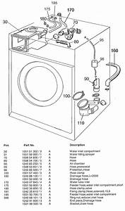 Haier Washing Machine Parts Diagram