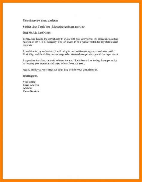 Sle Thank You Email After by Thank You Email After Sle Template Business