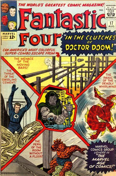 Pftw Fantastic Four Cover 150
