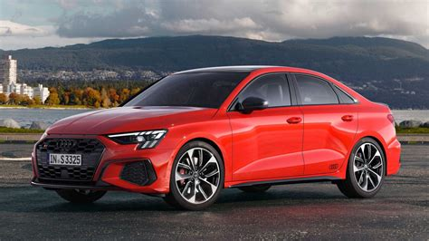 The 2022 Audi S3 Sedan Is Officially Coming To The US