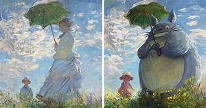 Classical Paintings Are Getting A Geeky Makeover And It's