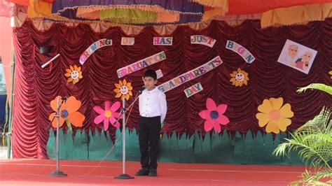 shaan s welcome speech for kindergarten graduation day 190   maxresdefault