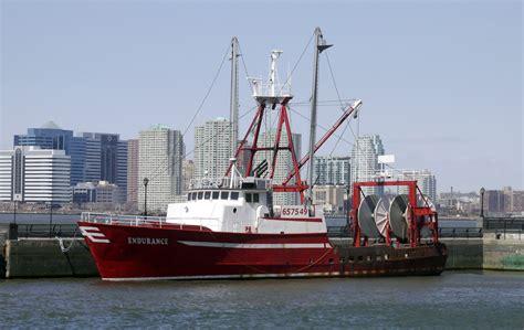 Scallop Boat scallops anyone batterypark tv we inform