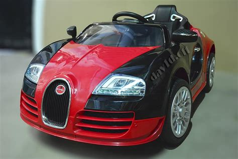 Product title kids xmas gift red diecast car model 1/32 bugatti ve. New Lux Large 12V Bugatti Veyron Electric Battery Kid Ride On Car Remote 3 Speed   eBay