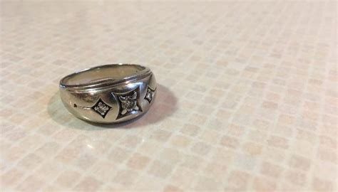 wedding ring lost for 40 years found in the motor of an