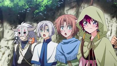 Yona Akatsuki Anime Dawn Wallpapers Episode Ocean