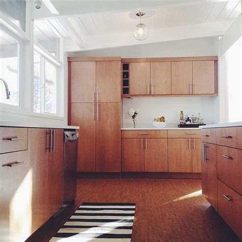 kitchen contemporary cabinets best 3409 mid century images on midcentury 3409
