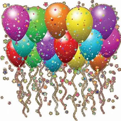 Balloons Sparkle Birthday Happy картинки шары днем