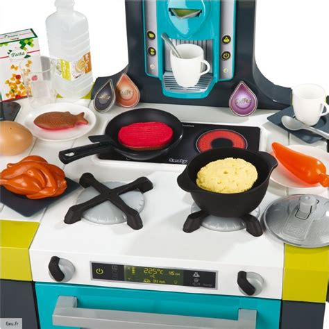 cuisine smoby tefal smoby 311200 tefal cuisine touch fjeu