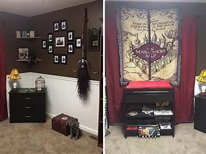 Harry Potter : la chambre parfaite pour tout moldu qui se