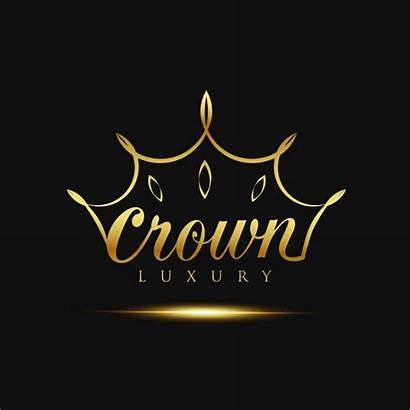 Crown Freepik Luxe Kroon Gouden Luxury Gratis
