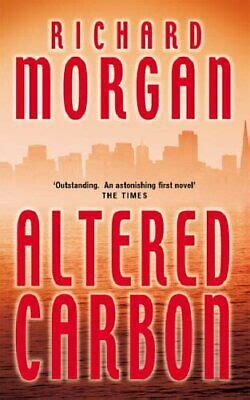 altered carbon gollanczf  morgan richard paperback