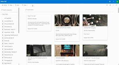 Sharepoint Features Classifieds Classified Ads App Loaded