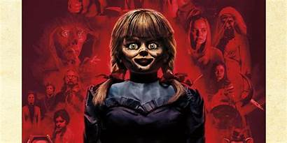 Annabelle Comes Poster Conjuring Pc Wallpapers