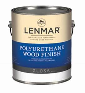 lenmar polyurethane a durable and easy to use oil based With oil based floor stain