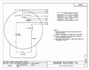 Baldor 2 Hp Single Phase Motor Wiring Diagram