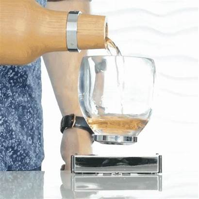 Levitating Glass Cocktail Gadgets Cool Led Float