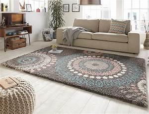Hochflor Teppich Ikea : design velours teppich shaggy langflor hochflor globe grau bunt pastell ebay ~ Frokenaadalensverden.com Haus und Dekorationen