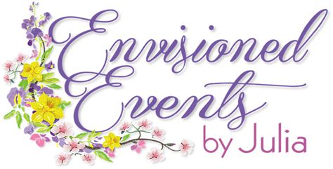 Envisioned Events by Julia   Home