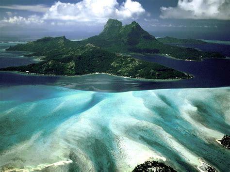 Exotic Places Exotic Bora Bora Resorts Pictures