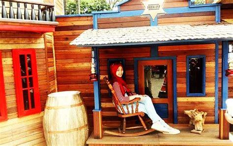 spot foto terbaik  farmhouse lembang bandung