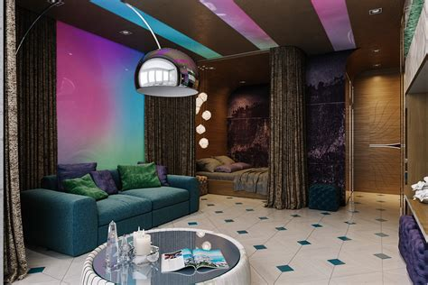 2 Luxury Apartment Designs For Couples by 3 Stylish And Organize Awesome Studio Apartment Designs