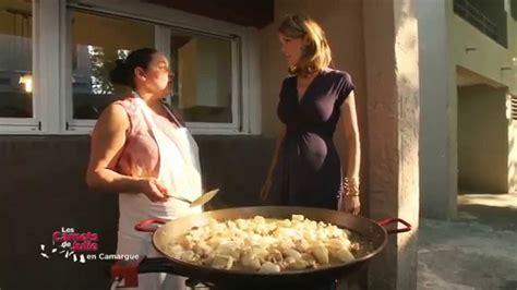 cuisine julie andrieu recette paëlla gitane arlésienne les carnets de julie