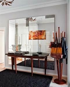 le miroir mural grande taille accessoire pratique et With porte d entrée pvc avec tapis pour salle de bain grande taille