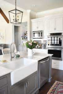 farmhouse faucet kitchen best 20 kitchen island with sink ideas on kitchen island sink kitchen island