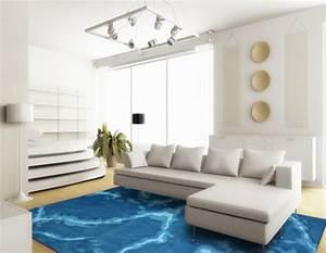 Tapis de sol design pour une deco unique design feria for Tapis de sol avec designer canapé