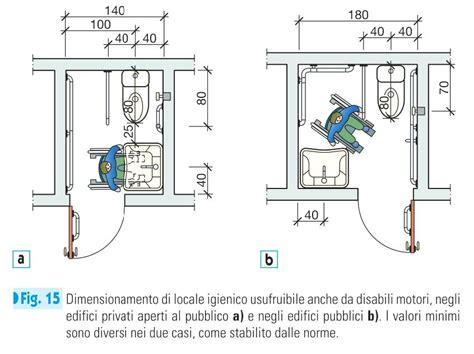 Dimensioni Bagno Disabili Best Carina Bagni Per Disabili