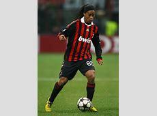 Ronaldinho Photos Photos AC Milan v Real Madrid UEFA