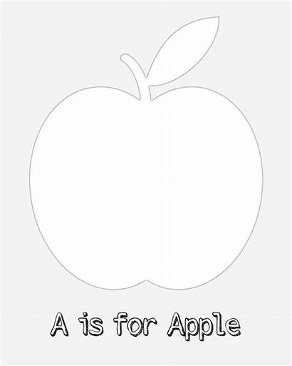 Apple Coloring Printable Pages Sheet Pdf Sweeps4bloggers