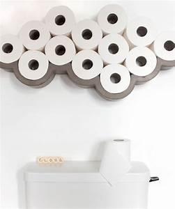 les 25 meilleures idees de la categorie porte rouleau de With salle de bain design avec support carton à décorer