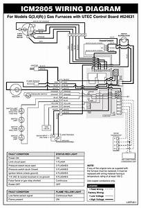 Icm2805 Wiring Diagram