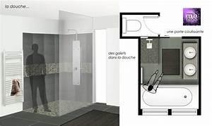 Salle De Bain Moderne Petit Espace : petit espace salle de bain meilleures images d ~ Dailycaller-alerts.com Idées de Décoration